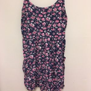 Floral dress forever 21 size 2x